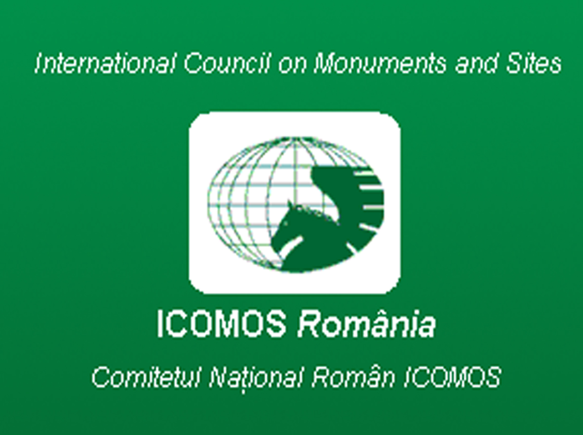 Logo International Council of Monuments and Sites