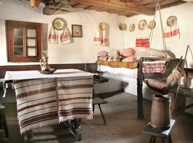 Romanian Rural Interiors